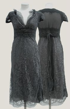 felted dresses by Christine Birkle