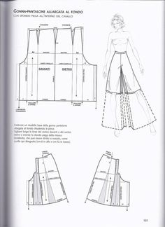 5 Tutorials Steps For Making Dress Your Self Sewing Pants, Sewing Clothes, Diy Clothes, Sewing Coat, Barbie Clothes, Dress Sewing Patterns, Clothing Patterns, Skirt Patterns, Coat Patterns