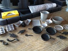 Glorious Twelfth: How To Make Old, Grimy Cookware(9-9-2012)