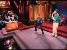 45 minutes of 'whose line is it anyways' bloopers. Not for kids, but hilarious.