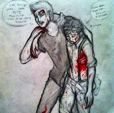NONONONONONO NO. NO. NOOOOOOO SO MUCH NO I CANT IM CRYING GUYS WHY<<< That was my initial reaction: NOOOO!!!