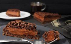 Pokud máte rádi čokoládu, tento dezert si zcela zamilujete, protože celý dort je v podstatě jen našl Ale, Desserts, Food, Basket, Tailgate Desserts, Meal, Dessert, Eten, Ales