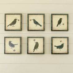 (Ballard Designs) - I don't know what it is about birds, but they make such cute home decor.  My MIL has some of these in her home - love them!