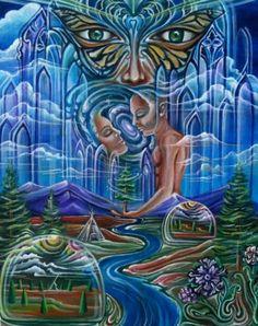 amazing visionary artist alexandra rocchio