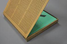 A course catalogue for École Boulle, a prestigious Parisian public school of art & design