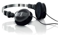Veoma udobne i lagane slušalice. iPhone kompatibilne. 3D-AXIS mehanizam sklapanja. Neto težina (bez kabla): 63g.