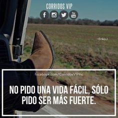 """5,980 Likes, 9 Comments - CorridosVIP ✅⚡️ (@corridosvip) on Instagram: """"Solo eso   ____________________ #teamcorridosvip #corridosvip #corridosybanda #corridos #quotes…"""""""