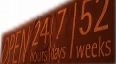 24 hour bars