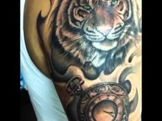 tattoo realismo color jhonsertattoostudio