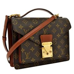 Louis Vuitton Monogram Cross Body Bag https://www.tradesy.com/bags/louis-vuitton-monogram-cross-body-bag-brown-1746875/?tref=closet