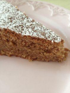 vardagens guldkorn: Norrlandskaka Baking Recipes, Cake Recipes, French Apple Cake, Swedish Recipes, No Bake Desserts, Banana Bread, Sweet Tooth, Bakery, Food And Drink