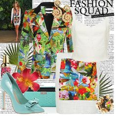 Tropical Fashion by CALISTYLE