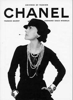 Chanel (Universe of Fashion) by Francois Baudot,http://www.amazon.com/dp/0789300648/ref=cm_sw_r_pi_dp_7rs0sb17SMAKJZSS