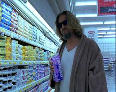 The Dude in Ralph's