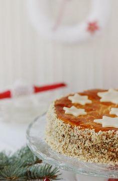 Juditka konyhája: ~ BEJGLITORTA ~ Vanilla Cake, Food, Essen, Meals, Yemek, Eten