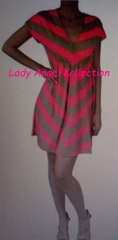 Short Stripped Dress- Pink in Lady_Angel_Kollection's Garage Sale in tampa , FL for $7.00. A short dress featuring stripped pattern. Elasticized waist. V-neckline95% Polyester, 5% Spandexsize:XLAll the items that I have listed on here are brand new, with or without tags and some items are wrapped in their original plastic.I can send the item via USPS or you can pick it up in person. please send me an email for further information.