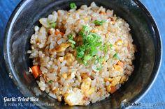 Garlic Fried Riceat Baba IKI, Sri panwa Phuket  #photooftheday #Phuketindex #Phuket #Thailand #SripanwaPhuket #BabaIKI #GarlicFriedRice #FriedRice#seafood #JapaneseRestaurant #JapaneseFood #gourmet #instafood #sushi #tuna #salmon