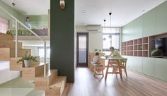 Galeria de Block Village / HAO Design - 15