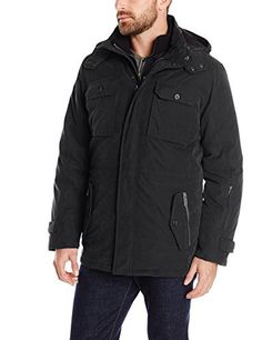 """Brushed polyester systems jacket with snap out removable vest       Famous Words of Inspiration...""""Pacifism is objectively pro-fascist. This is elementary common sense. If you hamper the war effort of one side, you automatically help out that of the other. Nor is there any...  More details at https://jackets-lovers.bestselleroutlets.com/mens-jackets-coats/lightweight-jackets/varsity-jackets/product-review-for-nautica-mens-31-inch-brushed-biblend-systems"""