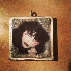 Lydia Lunch pendant