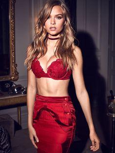 Josephine Skriver, Danish model for VICTORIA'S SECRET.