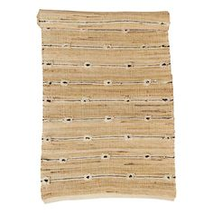Natural & Black Cotton Jute Blend Runner – BURKE DECOR Linear Pattern, Jute Rug, Woven Rug, Creative Co Op, Burke Decor, Home Decor Shops, Decorative Throws, Rug Runner, Black Cotton