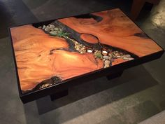 Sequoia Coffee Table Maka Wood
