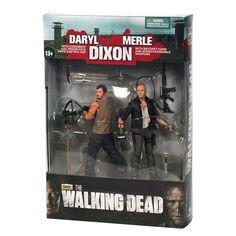 Amazon.de:[UK-Import]The Walking Dead TV Series 4: The Dixon Brothers 2-Pack