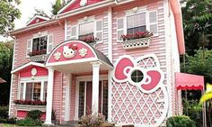 Hello Kitty Hotel, Taiwan