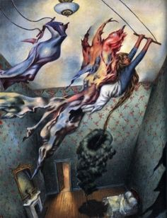 Avatar - Dorothea Tanning, 1947                                               there