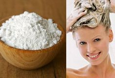 Treat Frizzy and Dry Hair With These Effective Home Remedies Dry Hair, Frizzy Hair, Natural Cosmetics, Home Remedies, Baking Soda, Helpful Hints, Health Tips, Healthy Lifestyle, Hair Care