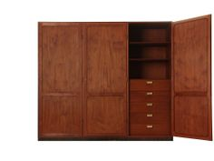 Apothecary armoire by Rud. Rasmussen   From a unique collection of antique and modern apothecary cabinets at http://www.1stdibs.com/furniture/storage-case-pieces/apothecary-cabinets/