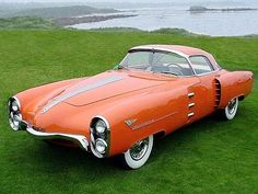 Original Image [1955 Lincoln Indianapolis Coupe concept Car by Boano