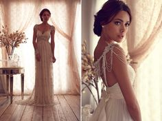 anna campbell wedding gowns23 Anna Campbell Gossamer 2013 Made To Measure Collection