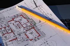 Plan avant projet construction 2D - 3D