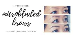 What Getting My Eyebrows Microbladed Made Me Realize About My Teenage Years Microblading Aftercare, Microblading Eyebrows, Mixed Emotions, Self Image, Makeup Tattoos, Teenage Years, Eyebrow Makeup, Feeling Happy, Hair Loss