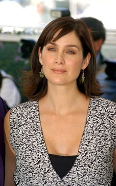 Carrie-Anne Moss at an event for The Matrix Revolutions Carrie Anne Moss, Revolutions, Princesses, Carry On, Actors & Actresses, Celebrities, Girls, Beauty, Beautiful