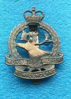 Queen Crown, Newfoundland, Badge, Lion Sculpture, Canada, Statue, Newfoundland Dogs, Badges, Sculptures