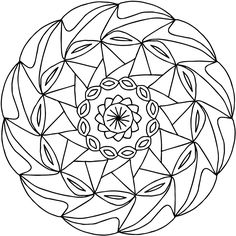 Pinwheel A Printable Coloring Page One Of 100 S