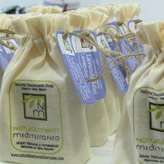 Naturalmente Mediterraneo new soap packaging