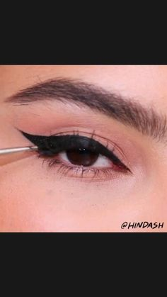 Eye Makeup Steps, Eye Makeup Art, Natural Eye Makeup, Eyeshadow Makeup, Eyeshadows, Makeup Masters, Makeup Face Charts, Makeup Tutorial Eyeliner, Maybelline Makeup