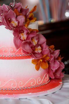 Tatianas Quinceanera Cake #pocdining #enchantedbliss
