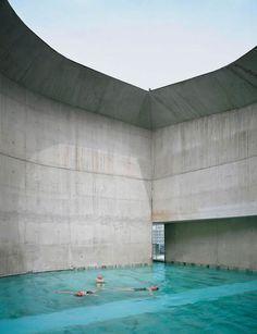 "Thermal baths ""Termas de Tiberio"" by Moneo Brock Studio, Spain"