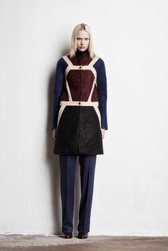 Veronique Branquinho | Pre-Fall 2014 Collection | Vogue Runway