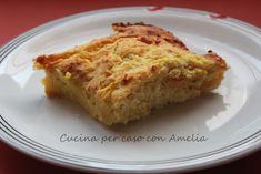 Tortino di patate, ricetta vegetariana  http://blog.giallozafferano.it/cucinaconamelia/tortino-di-patate-ricetta-vegetariana/