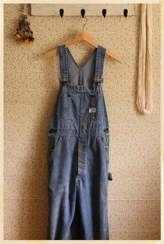 Big Mac Overalls by xMOTHERx on Etsy