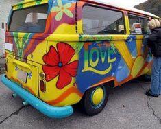 Volkswagen Paint / Hippi