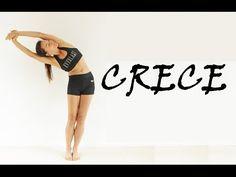 Yoga para crecer de estatura | Estirar Espalda | Día 2 - YouTube