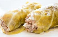 Charutinhos de Repolho deliciosa receita árabe para você preparar e servir no almoço, todos irão adorar.