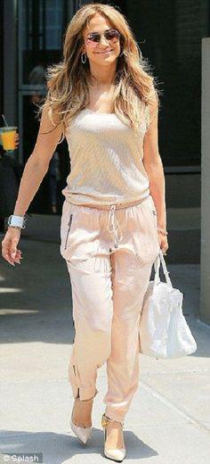 My Lovely World - Fashion Blog | Jennifer Lopez Style | http://mylovelyworld9.com
